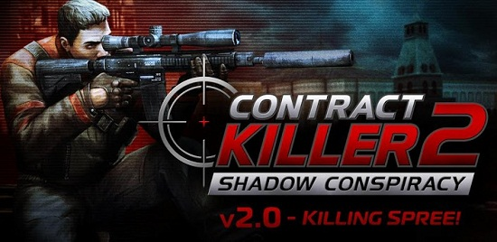 Contract Killer 2 for android google play iOS ipad, play games, download game