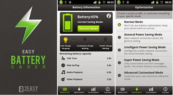 Top 10 FREE Android Battery Saver & Power Widgets