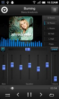 Equalizer Music Player Android App