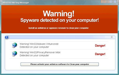 How to Remove Fake Antivirus Softwares