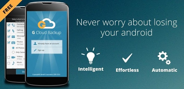 How To Backup Full Android Phone Data On Cloud For Free
