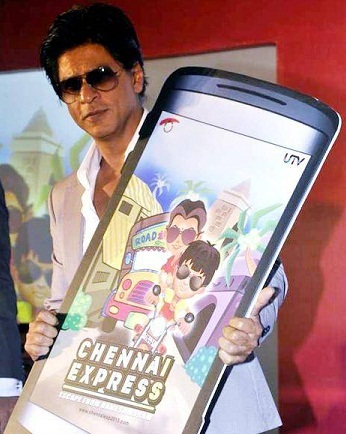 Chennai Express Official Game Launched For Android & Java