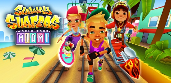 Subway Surfer for android google play iOS ipad, play games, download game
