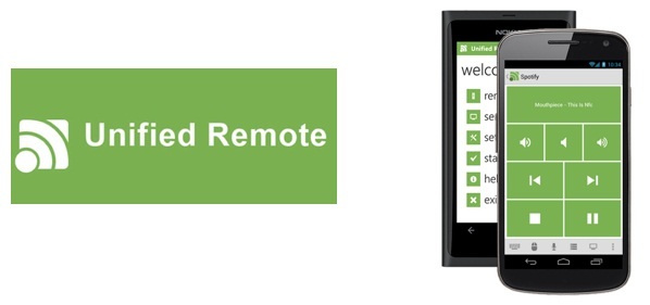 Make Android & Windows Phone A Remote Control For Your PC
