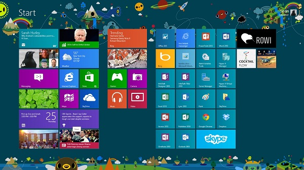 Download 26 Free Windows 8 Themes, Visuals & Skins