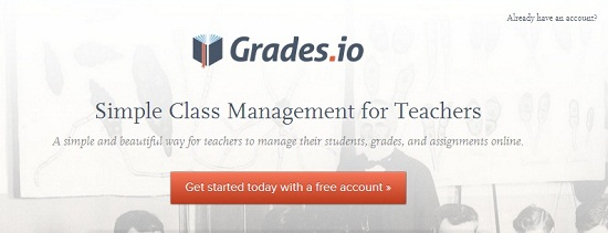 Grades.io - FREE Class Management Software for Teachers