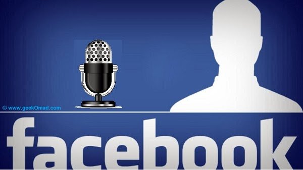 Post Audio & Voice Comments in Facebook with Chrome Extension