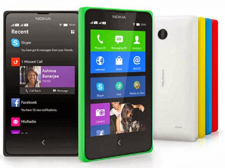 Nokia X: Nokia's First Android Phone Launched but Without Google Play Store