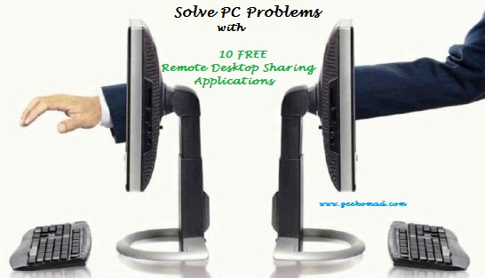 10 FREE Online Remote Desktop Sharing & Control Software