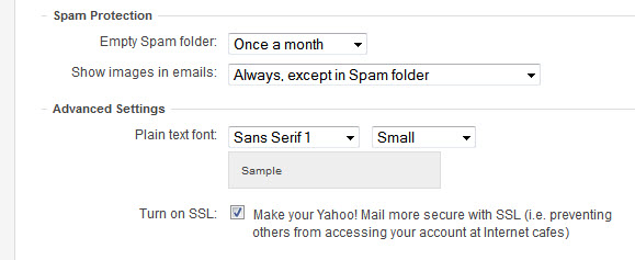 How to Protect your Yahoo Mail account with SSL