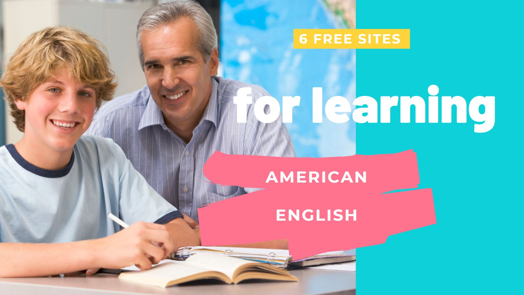 6 free websites for learning american english