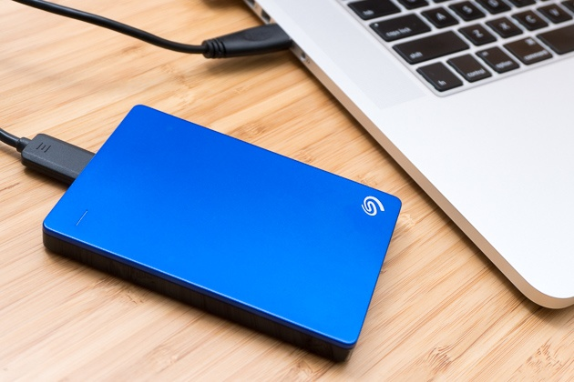 Solved. Seagate external hard drive is not showing up