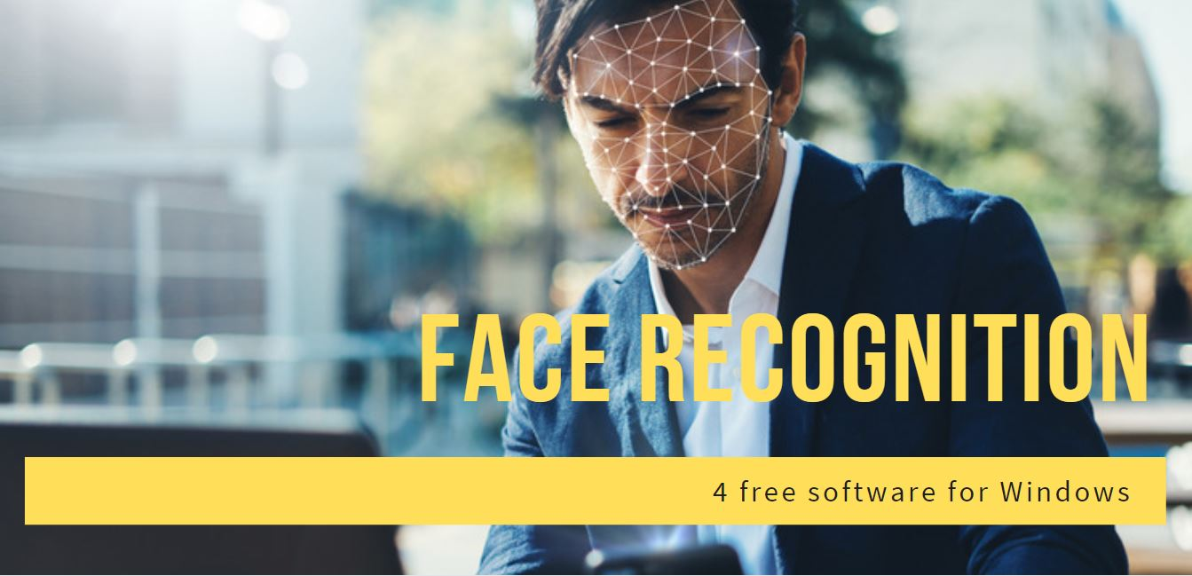face recognition software for Windows