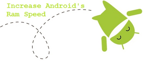 INCREASE RAM SPEED OF ANDROID PHONE
